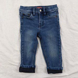 Joe Fresh Lined Jeans Sz 2
